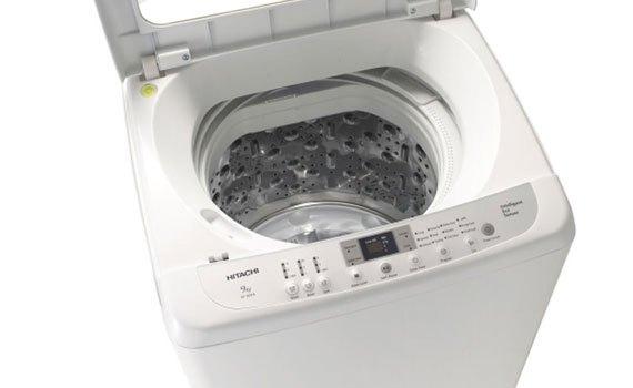 Máy giặt Hitachi SF-90XA-VT (W) kháng khuẩn tốt