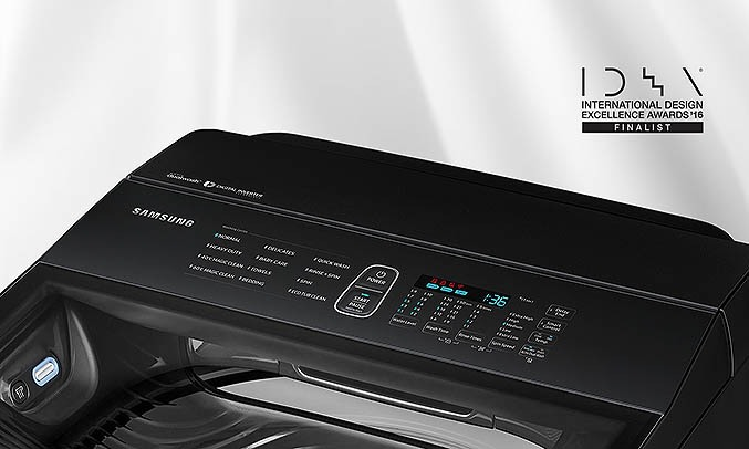 Máy giặt Samsung Inverter 22 Kg WA22R8870GV/SV
