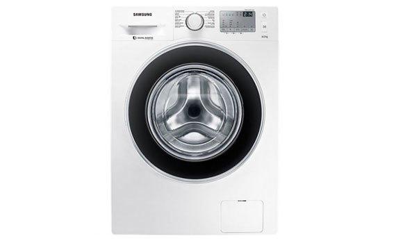 Máy giặt Samsung WW80J4233GW-SV 8 kg giá khuyến mãi tại nguyenkim.com