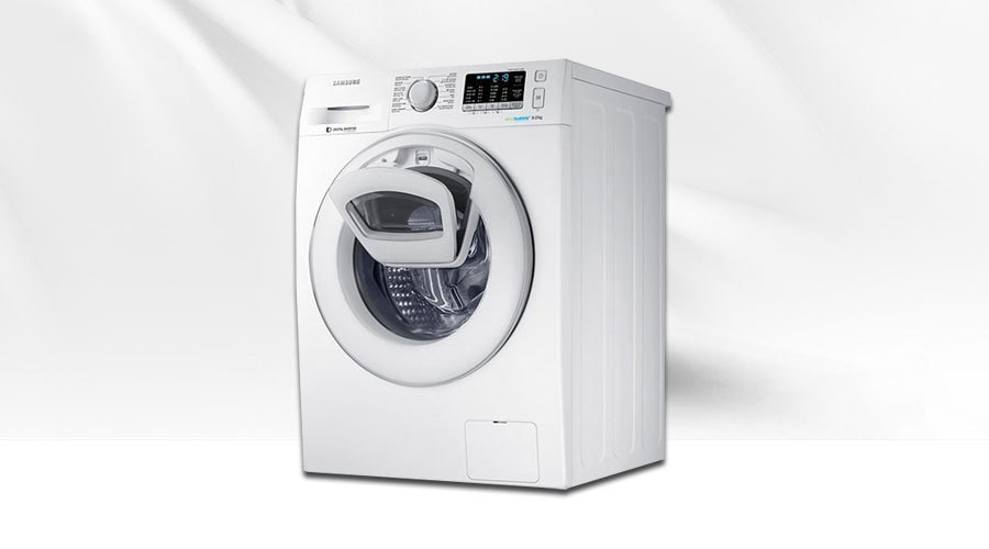 Máy giặt Samsung 8 kg WW80K5410WW giá ưu đãi tại nguyenkim.com