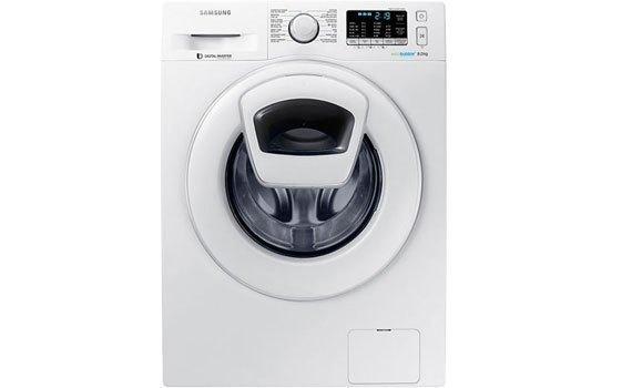 Máy giặt Samsung 8 kg WW80K5410WW bán trả góp 0% tại nguyenkim.com