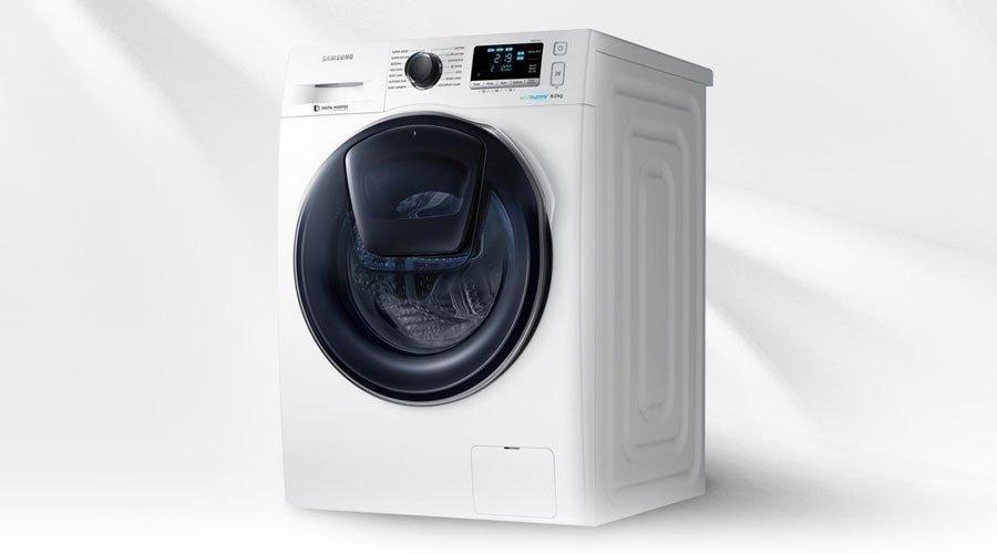 Máy giặt Samsung 9 kg WW90K6410QW giá ưu đãi tại nguyenkim.com