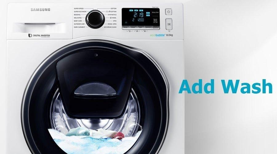 Mua máy giặt ở đâu tốt? Máy giặt Samsung 9 kg WW90K6410QW