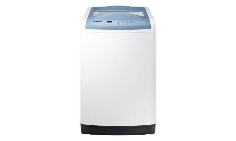 Máy giặt Samsung 8.5Kg WA85M5120SW gọn gàng, sang trọng, giá khuyến mãi hấp dẫn tại nguyenkim.com