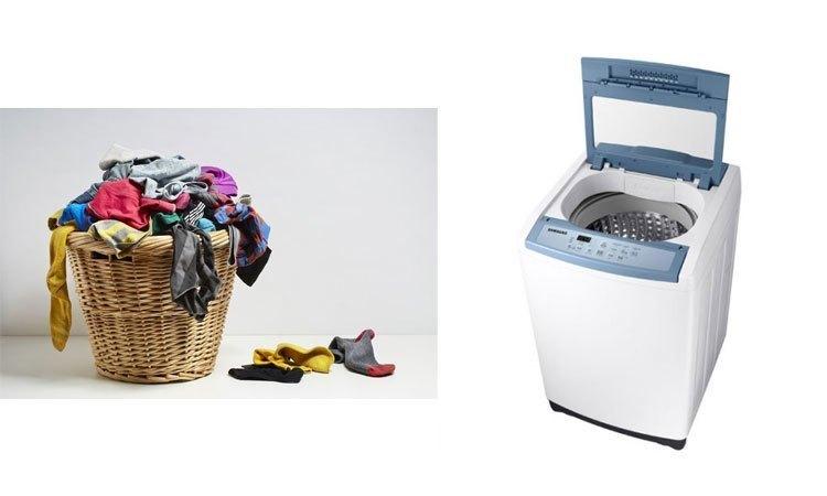 Máy giặt Samsung 8.5Kg WA85M5120SW đánh bay các vết bẩn cứng đầu