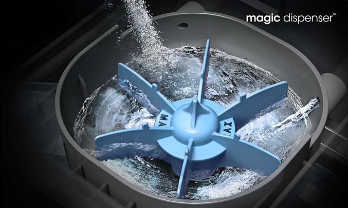 Mua máy giặt ở đâu tốt? Máy giặt Samsung WA90J5710SG 9 kg