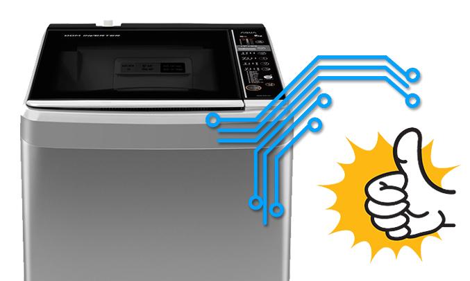 Máy giặt Aqua AQW-D901BT (S) giá tốt