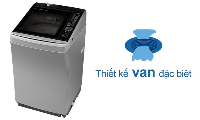 Máy giặt Aqua AQW-D900BT (S) chính hãng