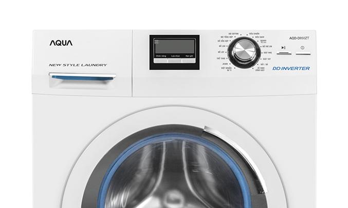 Máy giặt Aqua AQD-D850ZT (W) chính hãng