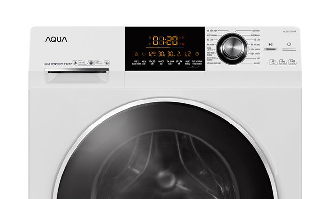 Máy giặt Aqua AQD-D1000A (W) chính hãng