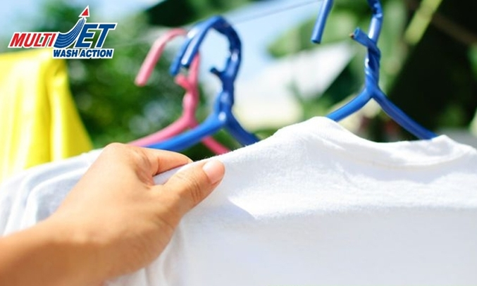 Máy giặt Aqua 9 kg AQW-DQW90ZT Multi Jet tăng hiệu suất làm sạch