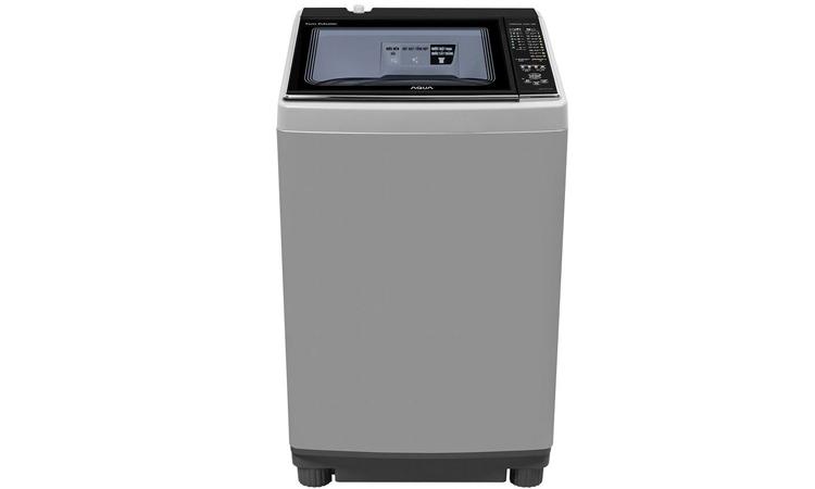 Máy giặt Aqua AQW-FW115AT(S) bảng điều khiển tiện lợi