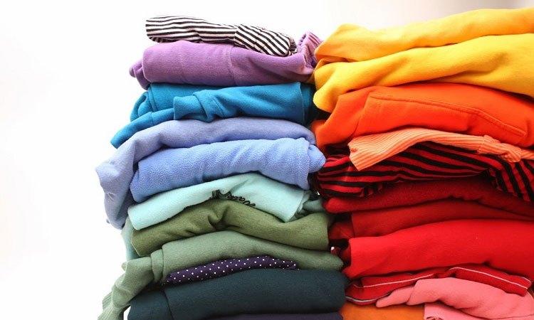 Giặt sạch nhanh chóng nhiều loại quần áo, vải vóc khác nhau