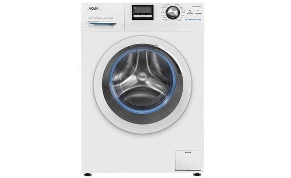 Máy giặt Aqua AQD-D850ZT (W) thiết kế thanh lịch sang trọng, giá tốt tại nguyenkim.com