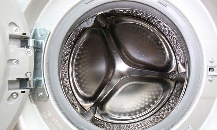 Lồng giặt bằng thép không gỉ bền bỉ
