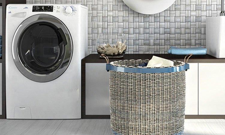 Máy giặt Candy 9kgHCS 1292D3Q/1-S có nhiều chế độ giặt
