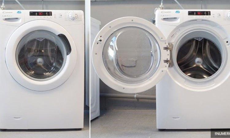 Máy giặt Candy 9kgHCS 1292D3Q/1-S cao cấp