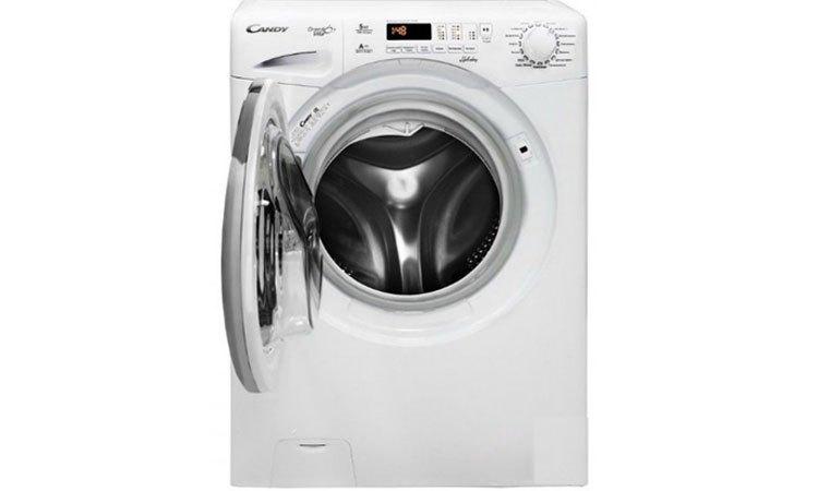 Máy giặt Candy 9kgHCS 1292D3Q/1-S lồng giặt khôn gỉ