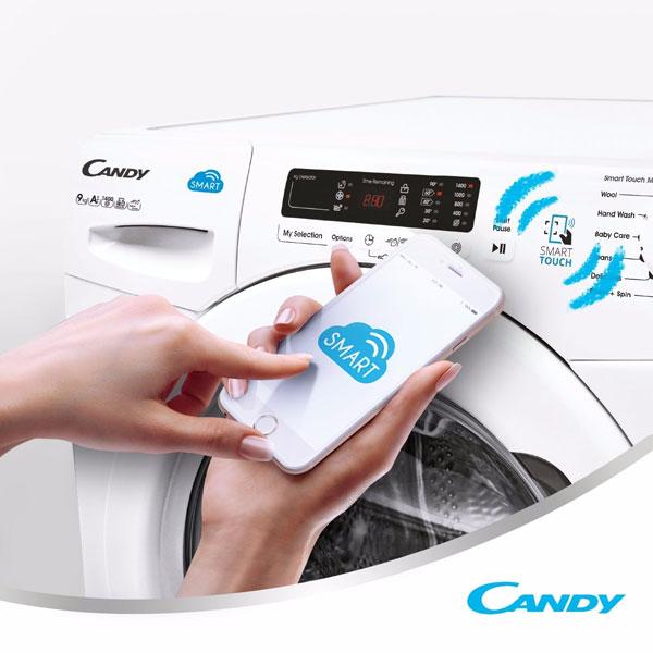 Smart Touch cho mọi thao tác của bạn dễ dàng chỉ với 1 nút bấm