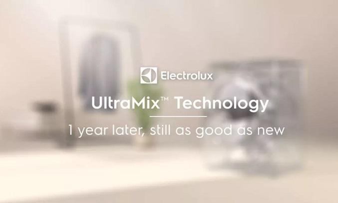 Máy giặt Electrolux Inverter 11 kg EWF1142BESA - Công nghệ UltraMix