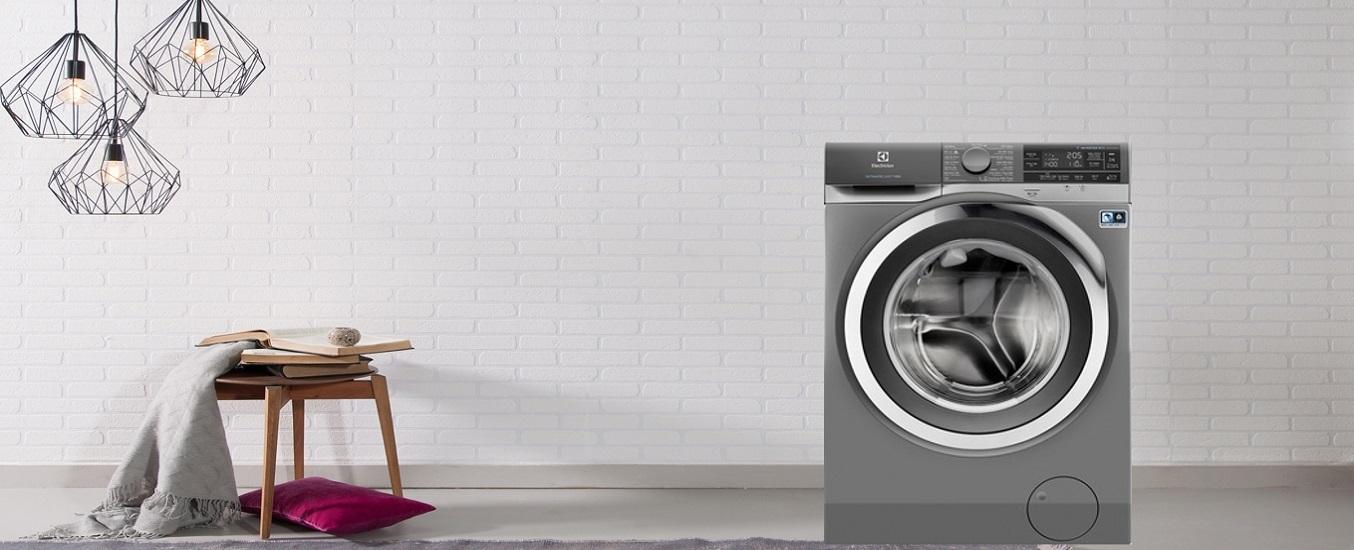 Máy giặt Electrolux Inverter 11 kg EWF1142BESA - Thiết kế sang trọng