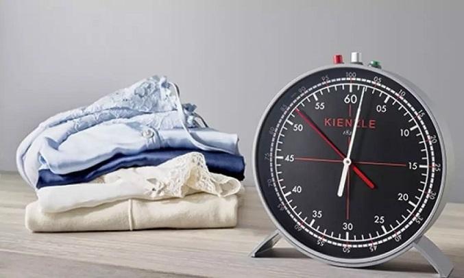 Máy giặt Electrolux Inverter 8 kg EWF8025BQWA - Linh động thời gian giặt