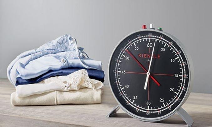 Máy giặt Electrolux Inverter 9kg EWF9025BQWA - Thời gian giặt linh hoạt