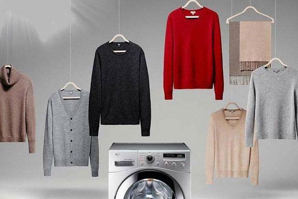 Đọc kỹ tem dán từng loại quần áo len để điều chỉnh nhiệt độ phù hợp