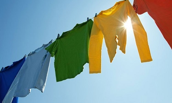 Máy giặt LG 10 KG T2310DSAM rút ngắn thời gian phơi quần áo