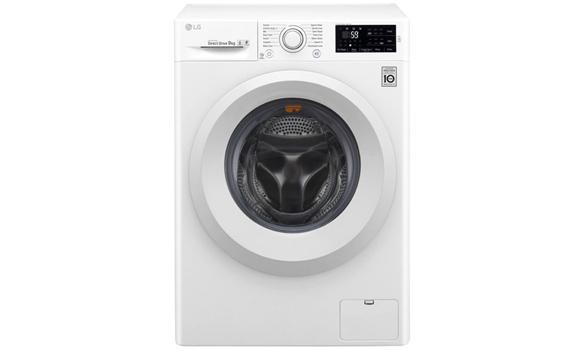Máy giặt LG 7.5 kg FC1475N5W2 sở hữu vẻ ngoài quan trọng