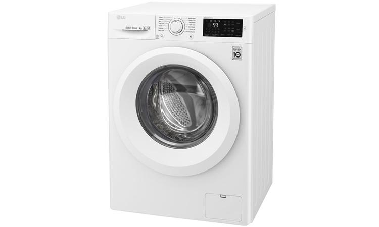 Máy giặt LG 7.5 kg FC1475N5W2 có bảng điều khiển song ngữ