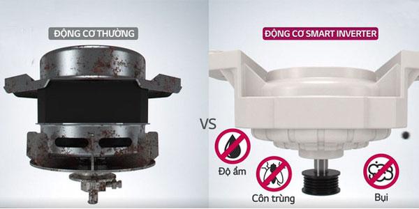 """BMC - """"vệ sĩ"""" xuất sắc cho động cơ Smart Inverter của máy giặt"""