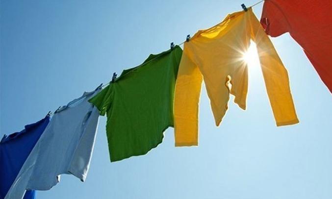 Máy giặt Aqua AQW-F800AT rút ngắn thời gian phơi khô quần áo