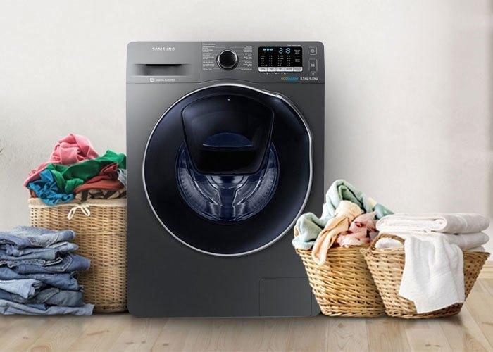 Máy giặt Samsung 8.5 kg WD85K5410OX giá ưu đãi tại nguyenkim.com