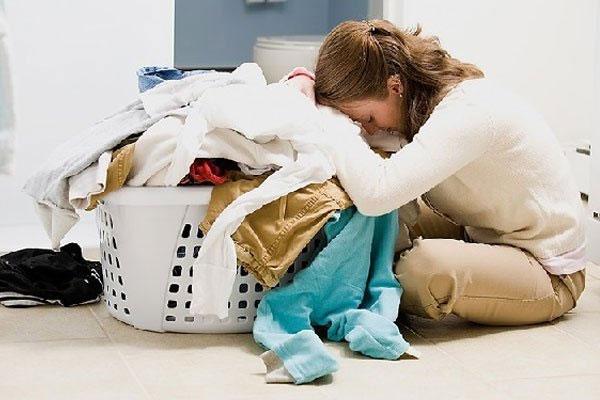 Phân loại quần áo khi sử dụng máy giặt sấy