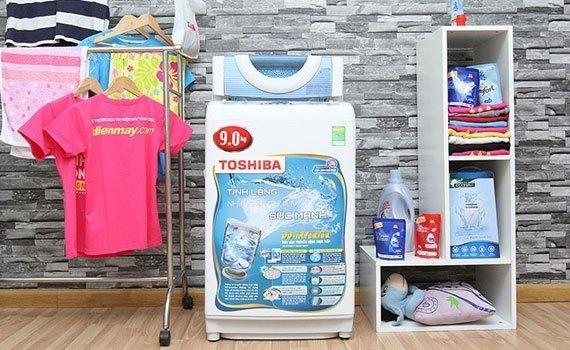 Máy giặt Toshiba AW-DC1000CV 9 kg có bán trả góp tại nguyenkim.com