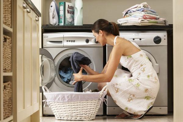 Máy giặt hoạt động không ngừng khiến thời gian giặt giũ của bạn bỗng kéo dài hơn