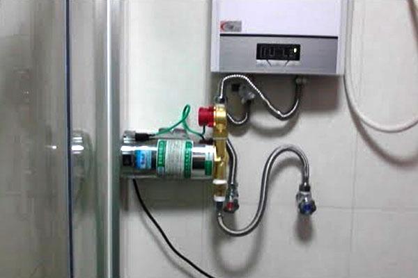 Sử dụng đến bơm tăng áp là cần thiết nếu ống nước nhà bạn được chia thành quá nhiều nhánh