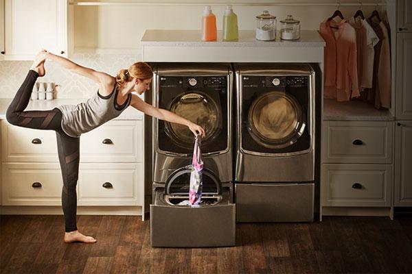 Những chiếc máy giặt lồng đôi vừa giúp bạn tiết kiệm tối đa thời gian giặt giũ vừa giúp quần áo luôn giữ được vẻ đẹp của nó