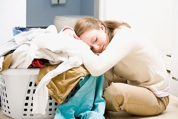 Phân loại đồ trước khi cho vào máy giặt sẽ không làm mất quá nhiều thời gian của bạn