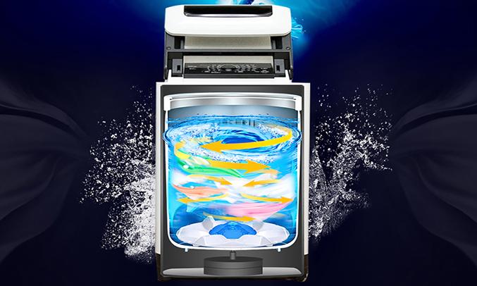 Máy giặt Panasonic NA-F90A4GRV giaÌ tôÌt