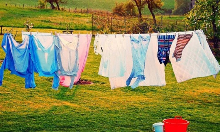 Máy giặt 9KG PANASONIC NA-F90A4HRV tiết kiệm thời gian phơi khô quần áo