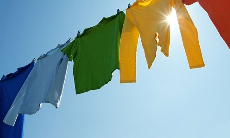 Máy giặt PANASONIC 9KG NA-F90V5LRV tiết kiệm thời gian phơi khô quần áo