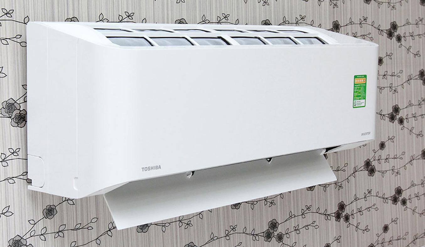 Máy lạnh Toshiba RAS-H10BKCVS-V làm lạnh nhanh