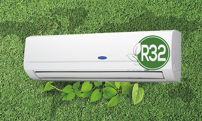 Máy lạnh Carrier Inverter 1 HP 38GCVBE010-703V/42GCVBE010-703V - Gas R32