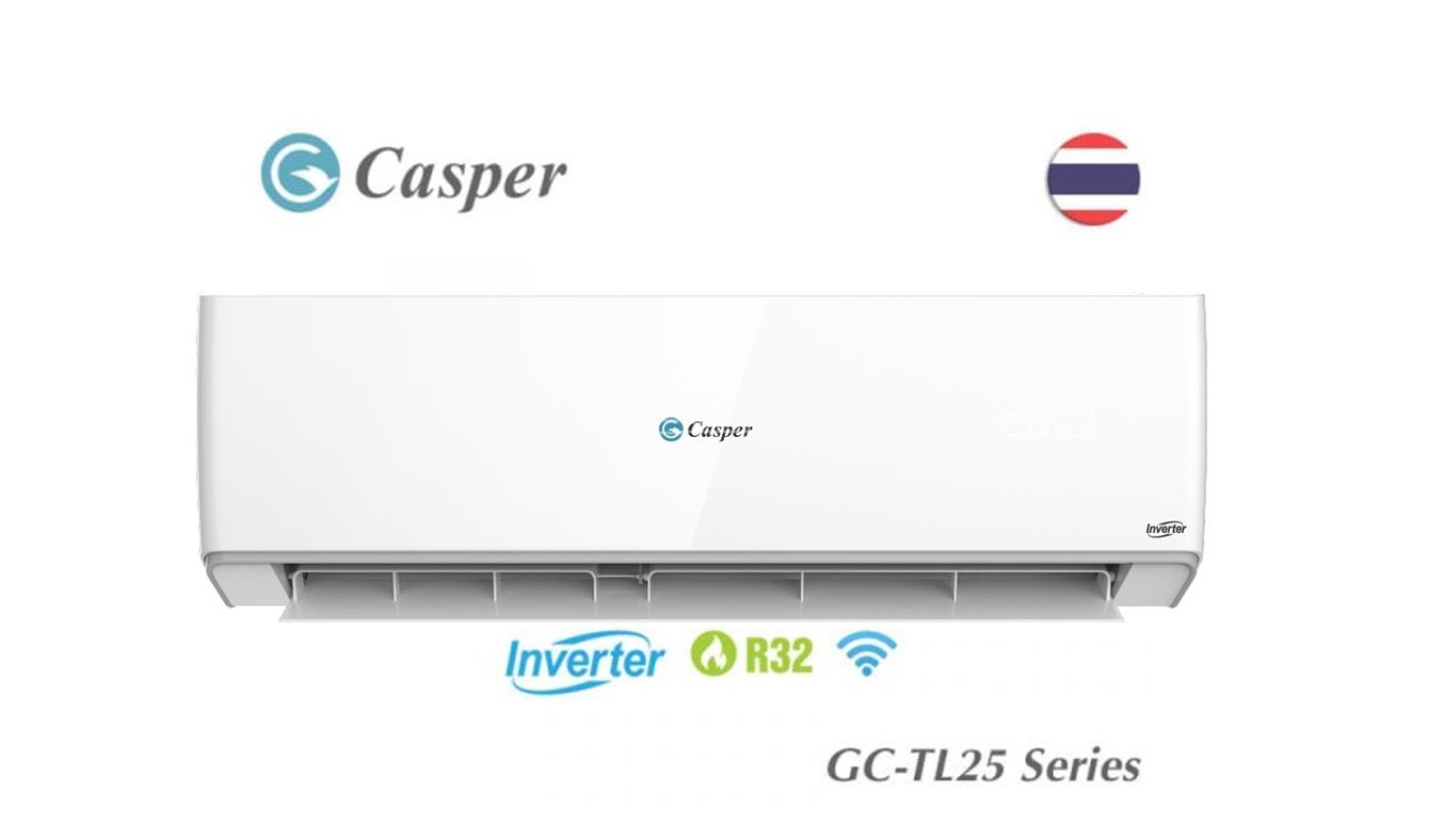 Máy lạnh Casper Inverter 1 HP GC-09TL25 làm lạnh 1 chiều