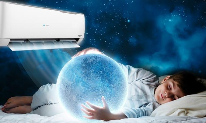 Máy lạnh Casper Inverter 1 HP GSC-09IP25 - iFeel