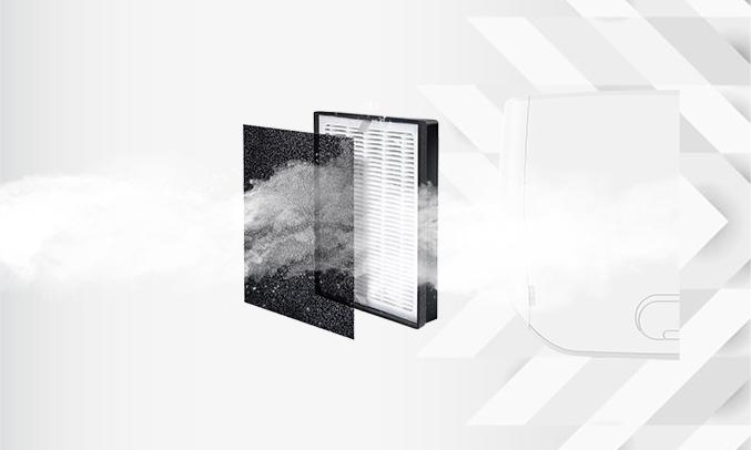 Máy lạnh Casper 1 HP SC-09FS32 - Tấm lọc bụi tiêu chuẩn