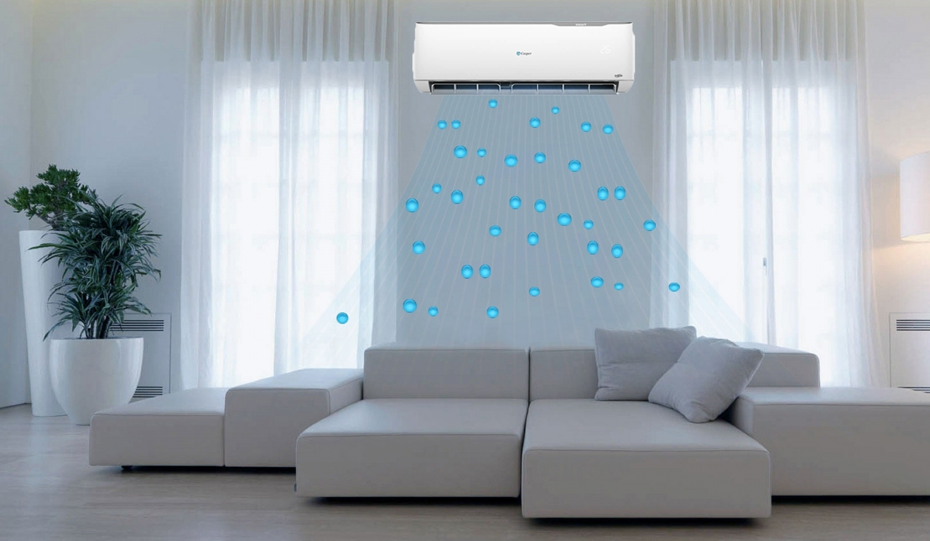 Máy lạnh Casper Inverter 1 HP GC-09TL32 - Thiết kế thông minh, tối giản