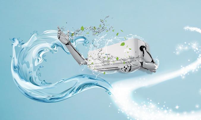 Máy lạnh Casper Inverter 1 HP GC-09TL32 - Iclean